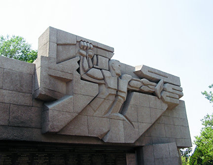 Memorial to the Heroic Defence of Sevastopol