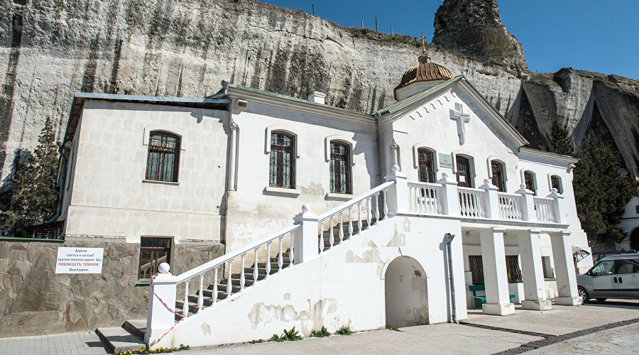 St Clement Cave Monastery