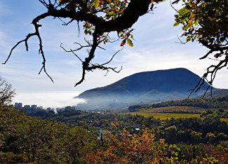 Mount Ayu-Dag, Bear Mountain