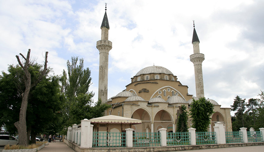 Yevpatoria Small Jerusalem And Children S Health Resort Longreads Crimea Travel Portal