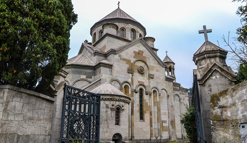 St. Hripsime Armenian Orthodox church