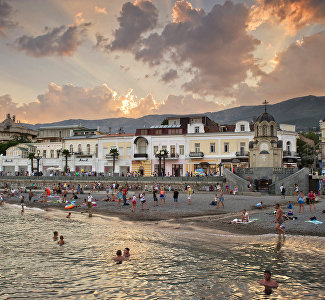Yalta in summer: A seaside gem
