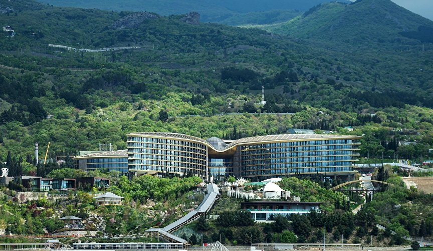 Mriya Hotel in Greater Yalta
