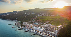 Hotels on the Crimean coast