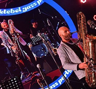 Koktebel Jazz Party Festival, August 20 - 22