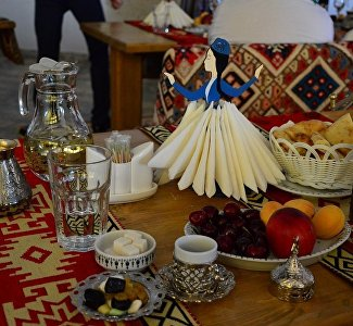 Visiting Crimean Tatars: a unique center was opened in Bakhchisarai