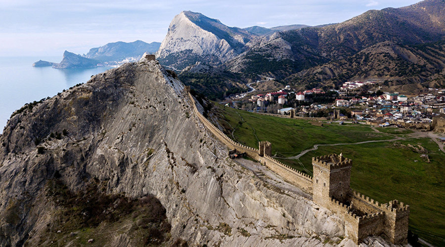 History of Crimea: From antiquity to modern times