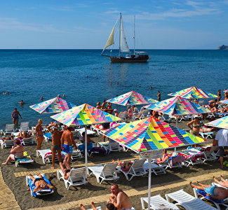 More than four million tourists have visited Crimea