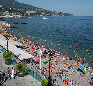 Tourist flow is growing and incomes too: positive statistics of Crimea