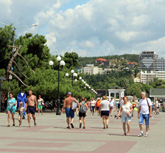 Welcome to Crimea: were there foreigners among vacationers in Crimea this summer