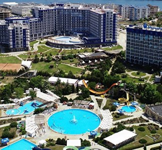 Five-star hotels of Crimea: all about luxury holiday