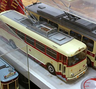 Museum of the history of tramway and trolleybus