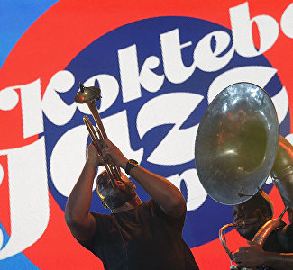 Koktebel Jazz Party, August 21-23