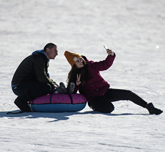 In the mountains, on the water and in the air:  what kinds of winter activities Crimea offers
