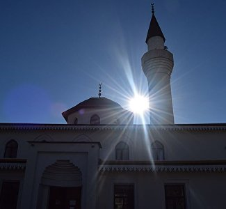 The most ancient shrines of Crimea: existing mosques