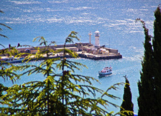 Yalta lighthouse