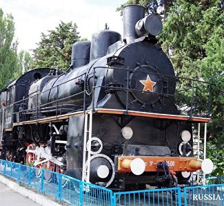 Monument to the Zheleznyakov armored train